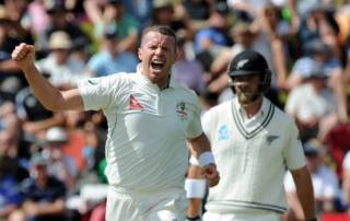 Bowlers put Australia in control in first New Zealand Test