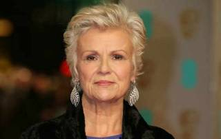 At Bafta, Julie Walters loses earring 'worth more than her house'