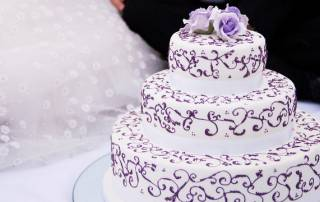 Beautiful wedding cakes to choose from
