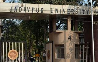 Posters in Jadavpur University demand 'freedom' for Kashmir, Manipur, Nagaland