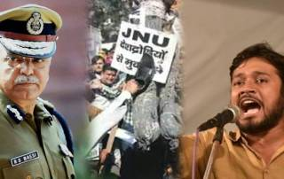 Everything a lie in JNU row? Delhi Police hoodwinking people; political vendetta at play against Kanhaiya