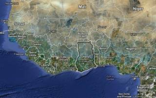 Ghana: 61 killed as bus collides with tomato truck