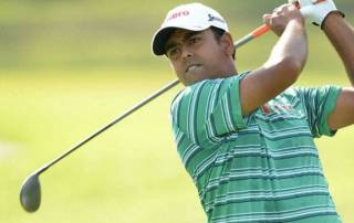 Anirban Lahiri is one-over, Spieth shoots one of his worst rounds ever