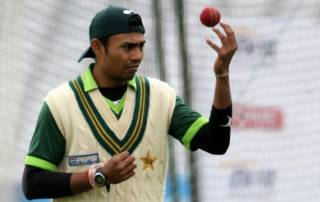 Kaneria lashes out PCB, ECB after Westfield is cleared to play