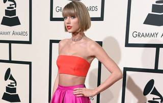 Taylor Swift turns maid of honour at best friend's wedding