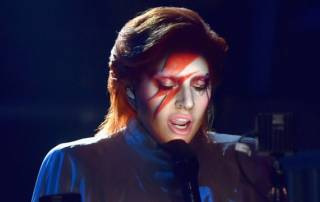 My whole career is a tribute to David Bowie: Lady Gaga