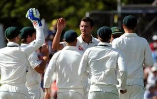 Australia's return to the top hit by controversy
