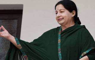 Jaya inaugurates infra projects, gives away Amma mobile phones