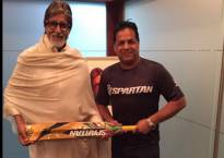 Amitabh Bachchan gets a special gift from someone special!