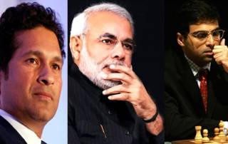 'Mann Ki Baat': Sachin, Anand join PM Modi to motivate students