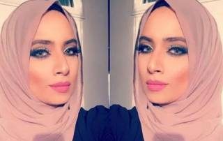This fashion blogger has some of the best Hijab styling tips for you