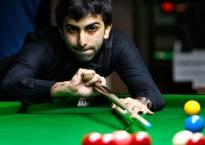 Advani wins double header to open Asian Billiards campaign