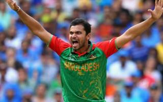 Mashrafe hints at retirement, 2016 could be last playing year