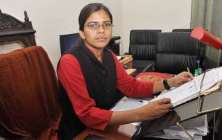 AUSU's first woman chief faces ABVP ire