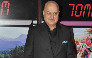 Only the rich and famous talk of intolerance: Anupam Kher