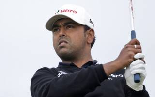 This forced Lahiri finish 28th at World Golf Championship