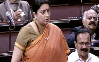 Smriti Irani and 5 issues that show she is controversial!