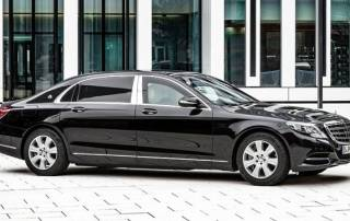 Mercedes launches Maybach S 600 Guard at Rs 10.5 crore