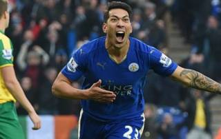 Earth moves for jubilant Leicester fans