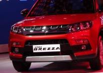 Maruti shares rev up 2.5 pc on compact SUV launch