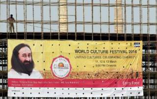 Sri Sri Ravi Shankar's event: Ever seen this scale of construction? asks NGT