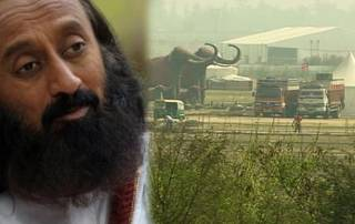 Art of Living controversy: Will go to jail but not pay fine, says defiant Sr Sri Ravi Shankar to NGT