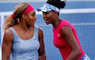 It's 'really cool' having sister Venus at BNP Paribas Open