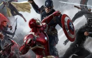 'Captain America: Civil War' to be longest Marvel film