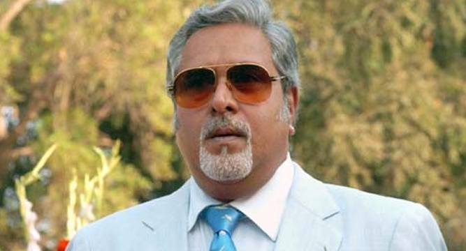 A file photo of Vijay Mallya