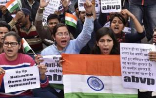 Afzal Guru row: ABVP files complaint against JNU Assoc Dean