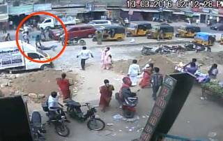 WATCH Chennai horror! Dalit man lynched to death, wife attacked in broad daylight