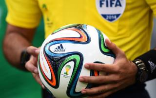 India seeks continuous support from FIFA for development