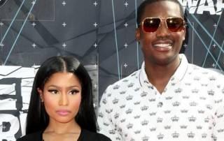 Nicki Minaj, Meek Mill back together after split