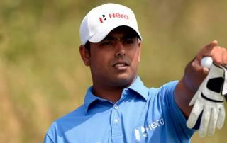 Lahiri faces tough test in bid to regain Indian Open title