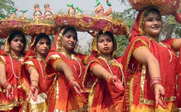 Bihar Cultural festival