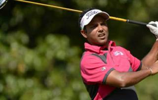 Chawrasia, Sanjay best Indian at on 1st day of Indian Open