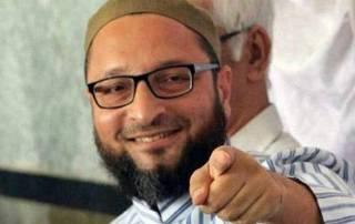 Asaduddin Owaisi speaking the language of Hafiz Saeed: BJP