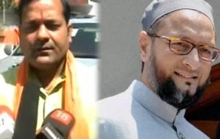 #BharatMataKiJay: AIMIM leader Asaduddin Owaisi's tongue costs Rs 1 crore!