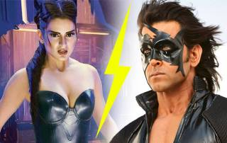 Queen vs Krrish: Hrithik Roshan has 'mental issues', says Kangana Ranaut in legal notice