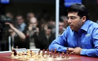 Viswanathan Anand draws with Nakamura in Candidates chess