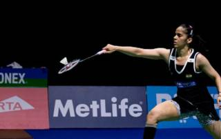 Sindhu knocked out, Saina and Prannoy advance in Swiss Open