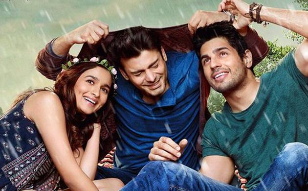 A still from the movie Kapoor & Sons