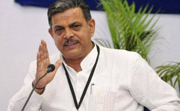 Dattatreya Hosabale, Senior RSS leader. (File Photo)