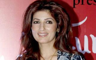 Me being funny was more of defense mechanism: Twinkle Khanna