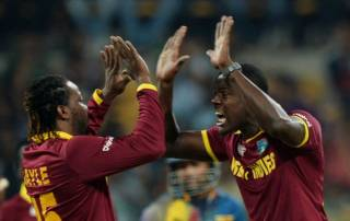 ICC T20 World Cup 2016: Badree, Fletcher script West Indies' second successive win