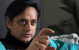 Shashi Tharoor takes a dig at govt on nationalism