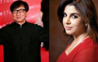 Farah Khan to choreograph song in Jackie Chan's