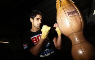 Vijender discusses state of Indian boxing with Prime Minister