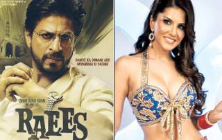 Shah Rukh Khan, Sunny Leone shooting item song for 'Raees'