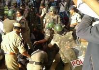 Hyderabad Central University row: Demand for immediate release of arrested students